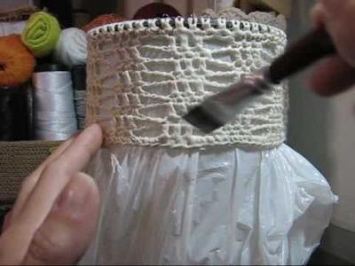Croche - Vasinho Endurecido (Modelo 3) - Parte 02 - Final
