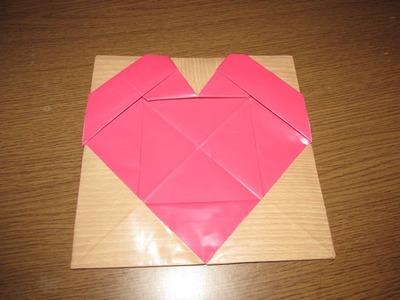 DIY: Moldura de Origami