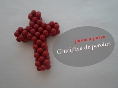 NM Bijoux - Crucifixo passo a passo
