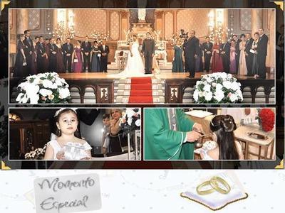 Scrapbooking Wedding Album Lu & Walter (05.09.2009)