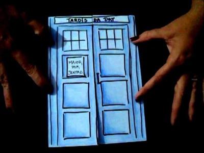 TARDIS card DIY.wmv