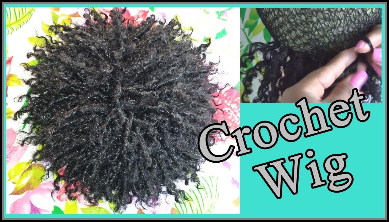 Método - Crochet Wig | #VEDA 17 | Por Alê Soares ♥