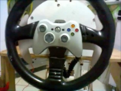 Tutorial Volante Caseiro Xbox 360 Force Feedback Parte 1