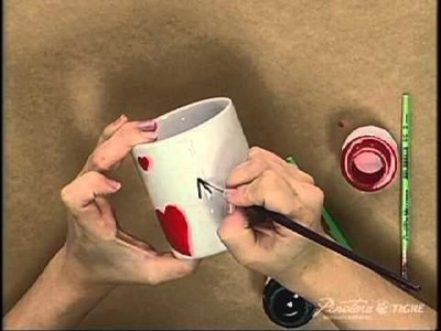 Pintura em Caneca Pinctore Tigre