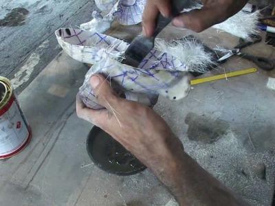 Como resinar papercraft - parte 16 - overdosegamer.blogspot.com.br