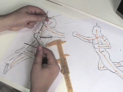 Tutorial Escultura Pop - Esqueleto de arame (estrutura interna)