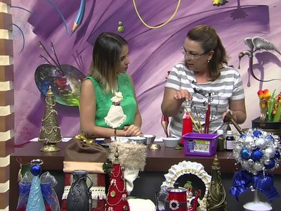 Mulher.com 13.11.2013 Sônia Marques - Base e ponteira com efeito