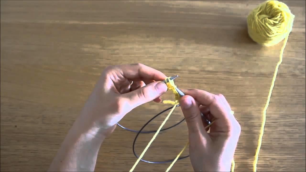 Curso de trico - Querido Tricot: passar, passar, liga (ssp)