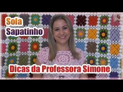 Sola Sapatinho- Dica da Professora Simone