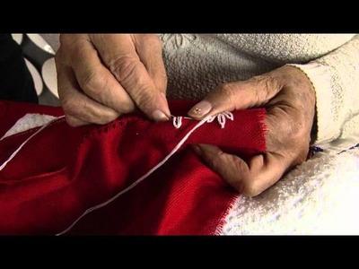 Aprenda esta linda técnica de bordado!