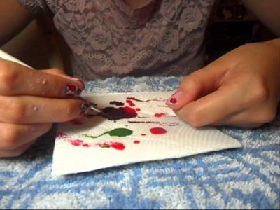 DIY Nail Artz - Rosas TUTORIAL