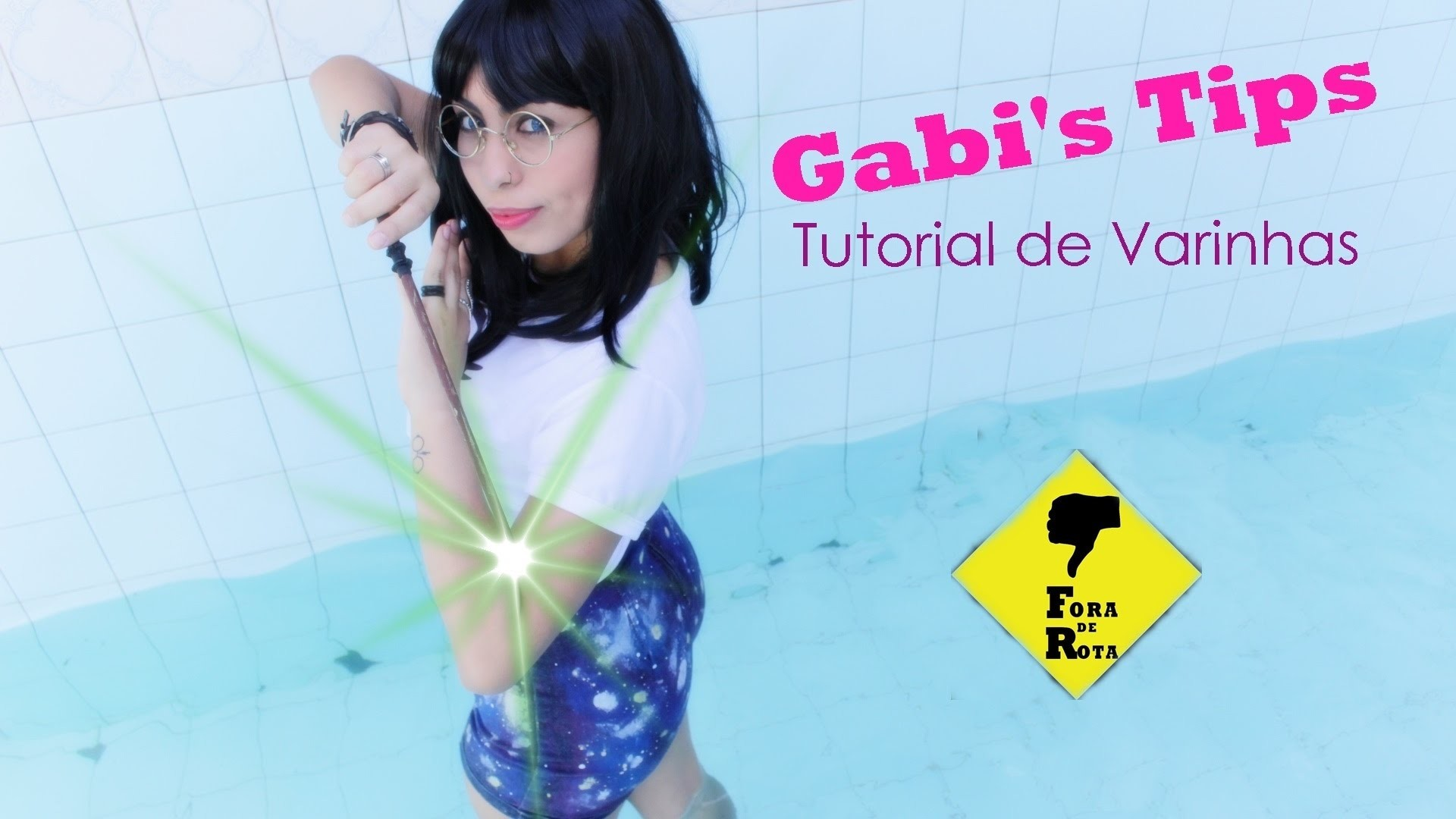 Gabi's Tips - DIY - Tutorial de Varinhas