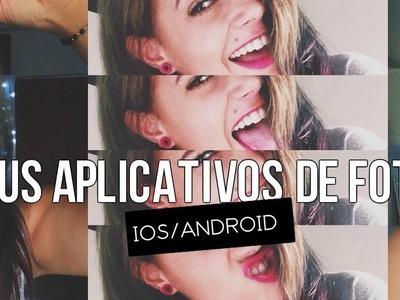 Meus aplicativos de fotos | Para IOS e Android