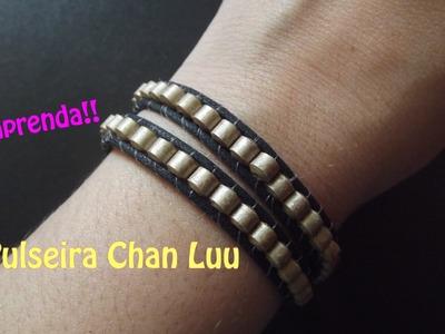 Passo a Passo: Aprenda fazer Pulseira Chan Luu