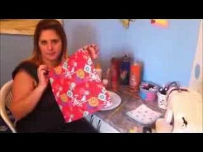 Passo a Passo decoupagem  em pratos By Vânia Pinho