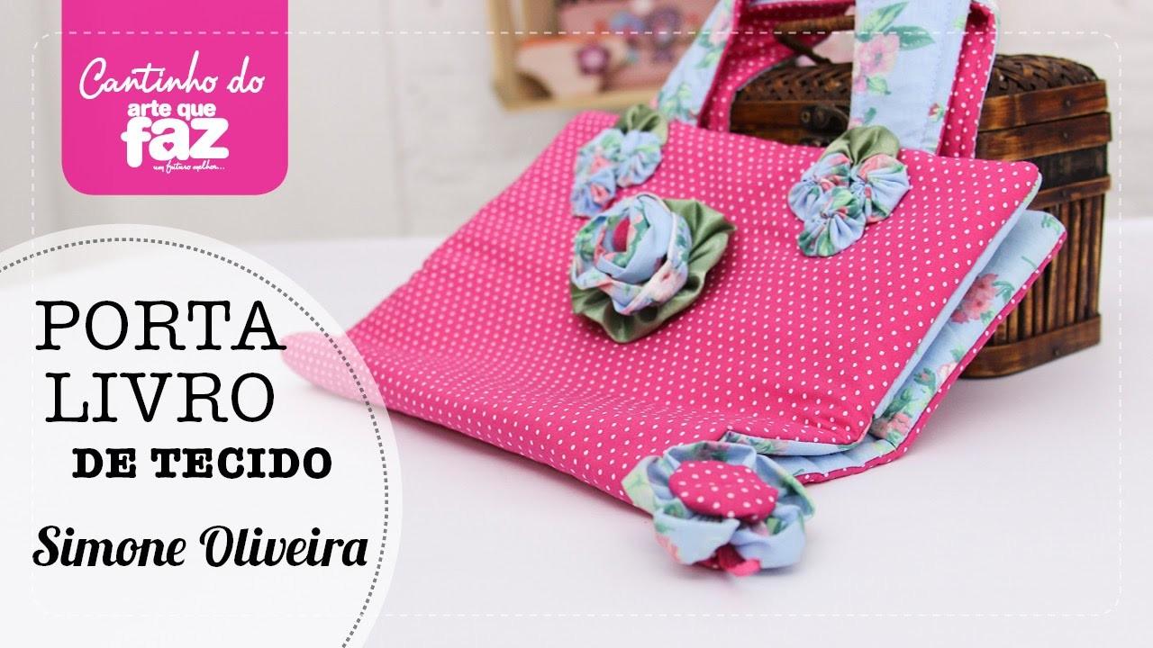 Porta-livro (Simone Oliveira)