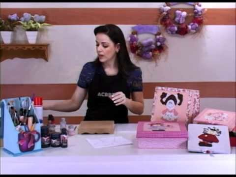 Programa Arte Fácil SBT - Video 17-1