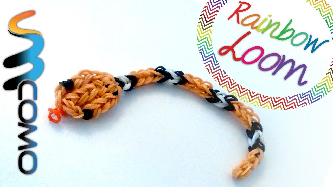 Rainbow Loom - Serpente
