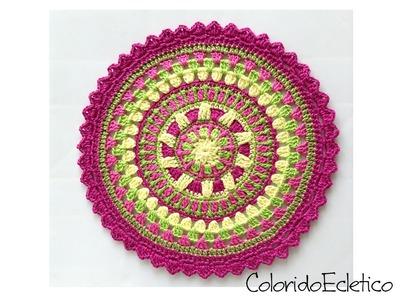 Stop Motion Mandala ColoridoEcletico