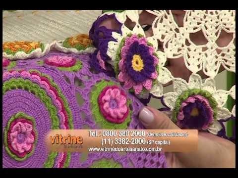 Topiaria com Daniela Abdo e Centro de mesa com Maria José | Vitrine do artesanato na TV