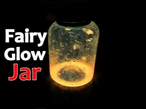 DIY| Faça Voce Mesmo: Fairy Glow Jar (Jarro Brilhante)