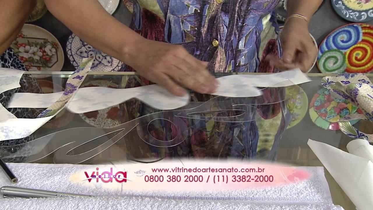 Aprenda a customizar uma toalha utilizando régua de Barrados!