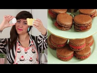 Como fazer Macarons - Completo passo a passo
