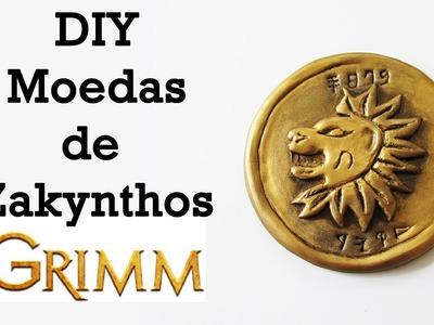 DIY: GRIMM COIN Tutorial - Moeda de Zakynthos