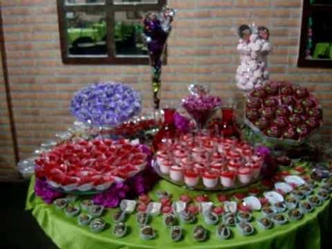 Mesa de Chocolates da Moranguinho.wmv