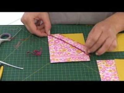 Passo a Passo Scrapbook Cartão Decorado www.scrapmemory.com.br