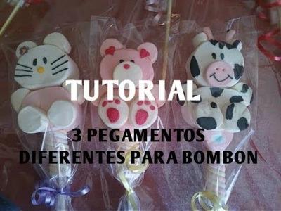 Pegamento para Bombones (3 formas diferentes Comprobados) - Madelin's Cakes