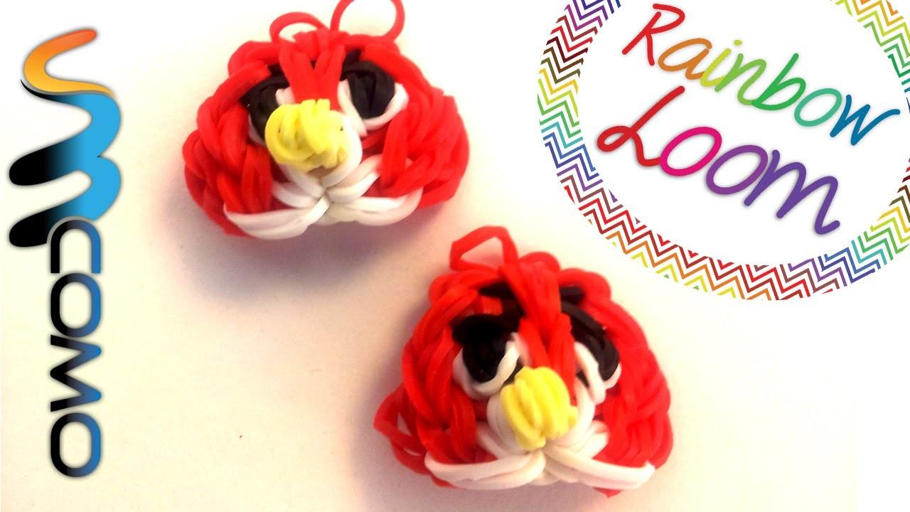 Rainbow Loom - Angry Birds