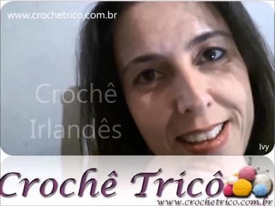 Crochê Tricô - Convite para você