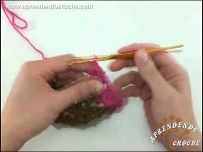 União de Quadrados de Croche para Colchas - Aprendendo Crochê