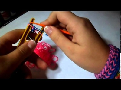 Pulseiras de elástico (passo a passo)