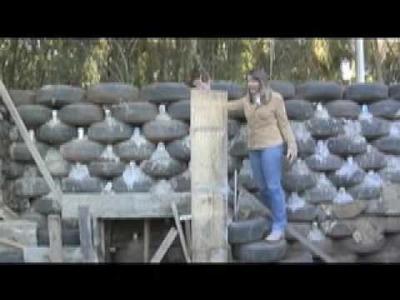A Casa Orgânica - Vídeo da Construção 3