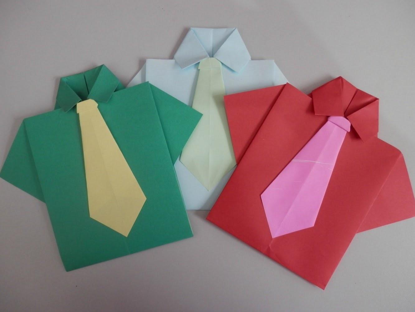 Camisa - Origami