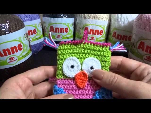Case.Capa para Iphone em Crochê Parte #1 - Professora Simone