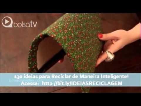 Como fazer carteira de tecido passo a passo