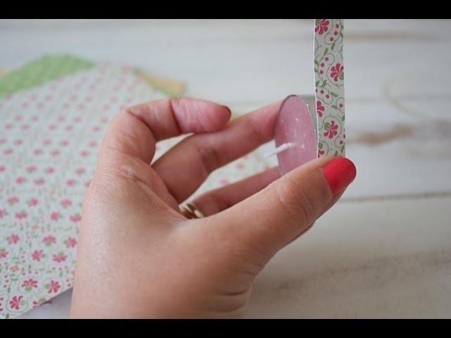 Como fazer Washi Tape