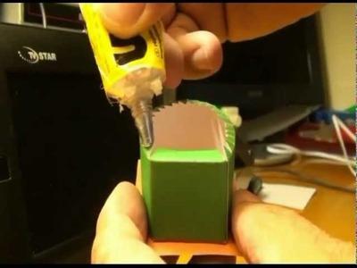 Fazer Angry Birds Papercraft