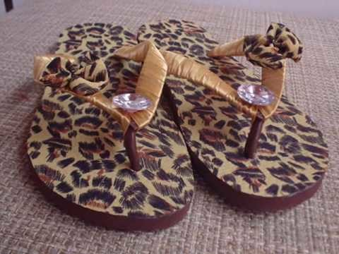 "HAVAIANAS CUSTOMIZADAS BY ""MANUALIDADES"""