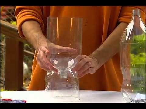 Leelaa - Baleiro de garrafa pet