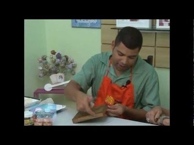 Passo a Passo: Técnica com Coador de Café  - Mansão das Artes