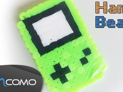 Perler Beads Tutorial - Game Boy