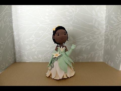 Princesa Tiana - Biscuit