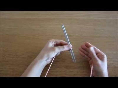 Curso de tricot - Querido Trico: cordão de tricot (i-cord)