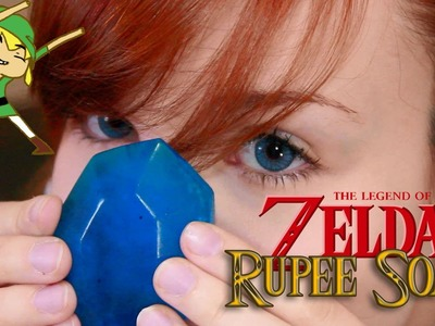DIY - THE LEGEND OF ZELDA RUPEES!