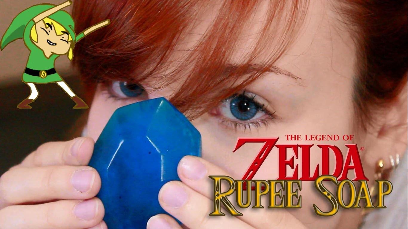 DIY - THE LEGEND OF ZELDA RUPEES!