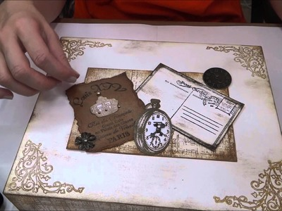 Idéias de aplicação de carimbos e explicação de como foram feitas
